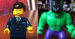 La cuenta de Instagram The.Lego.Dad nos cuenta la verdadera lucha, lego, cuenta, hijos, legodad, publicación, compartida, niños, para, kids, como