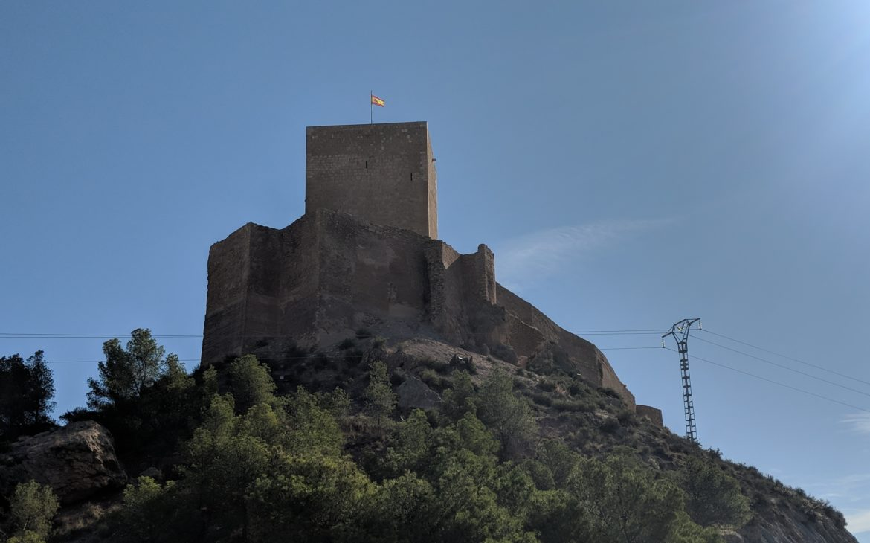 castell de lorca