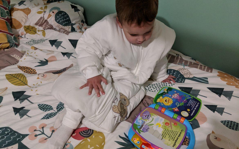 sacs de dormir per a nadons