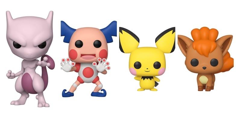 Regalos de Pokémon para niños