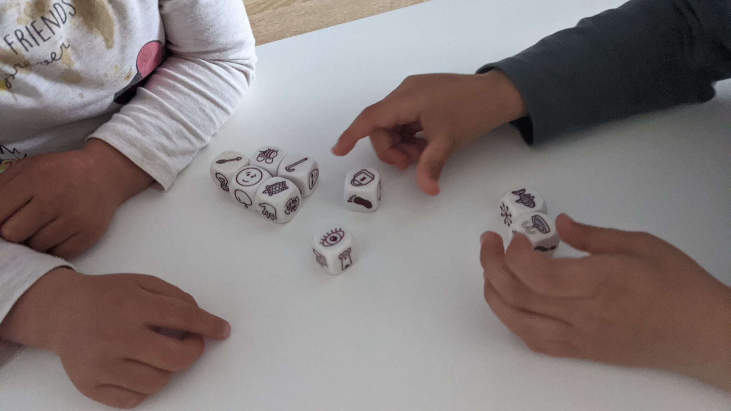 Rory?s Story Cubes